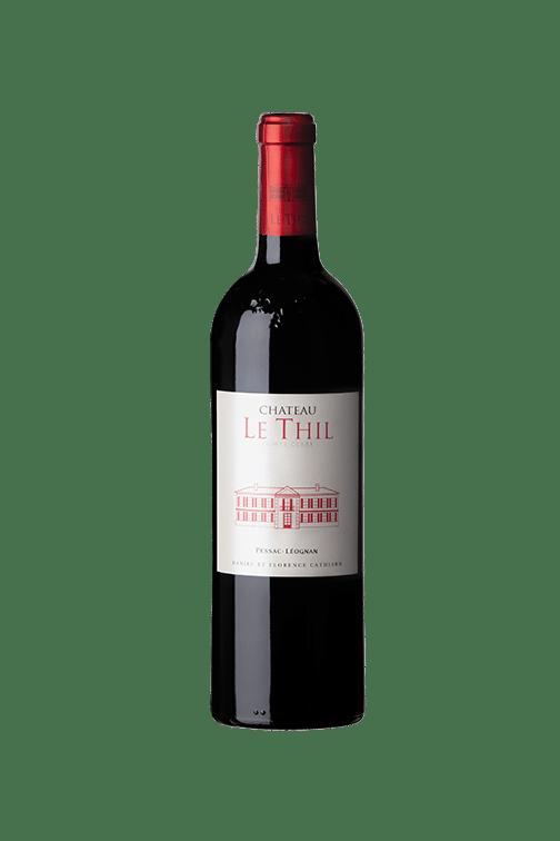 chateau-le-thil-rouge-bouteille-pessac-leognan