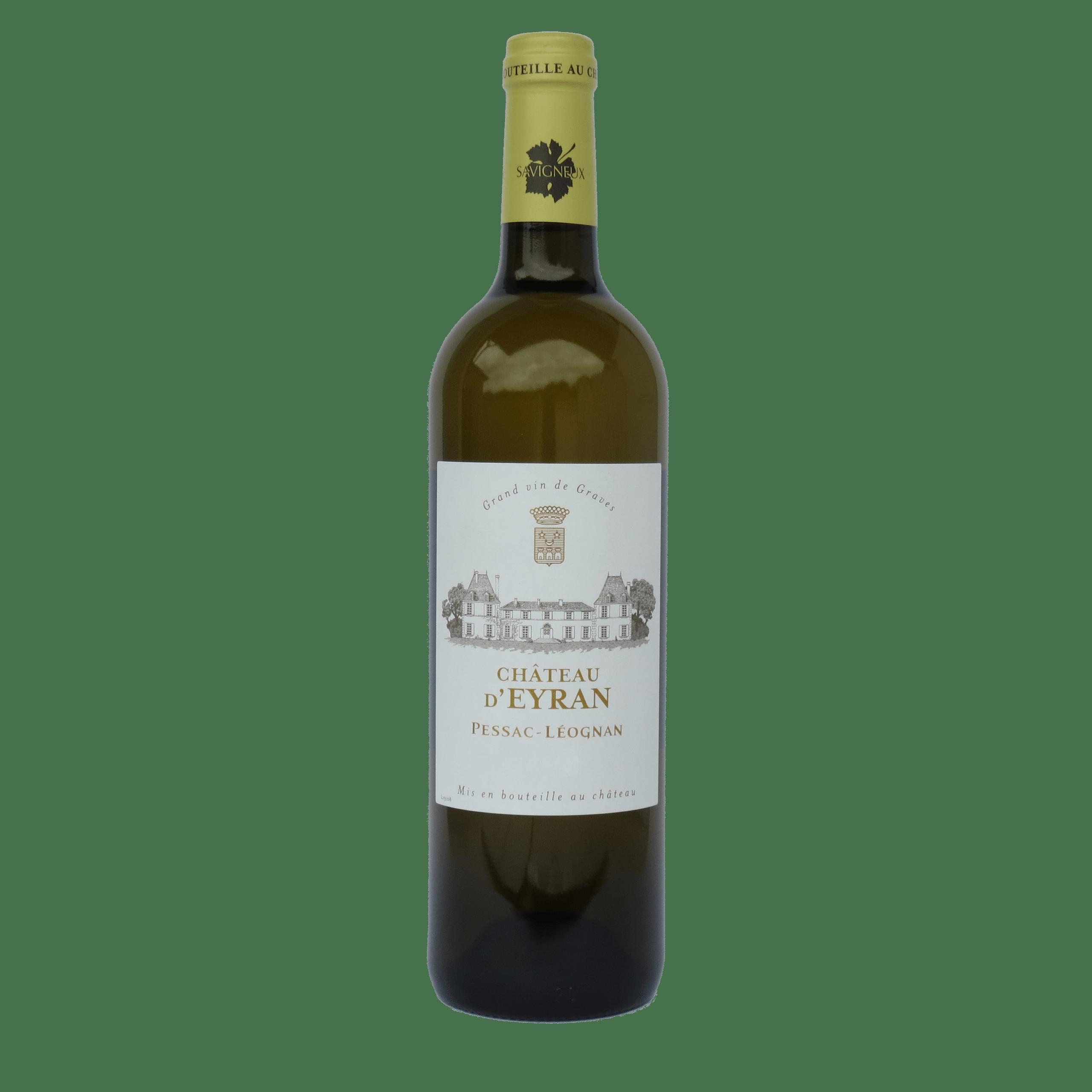 chateau-d-eyran-blanc-bouteille-pessac-leognan