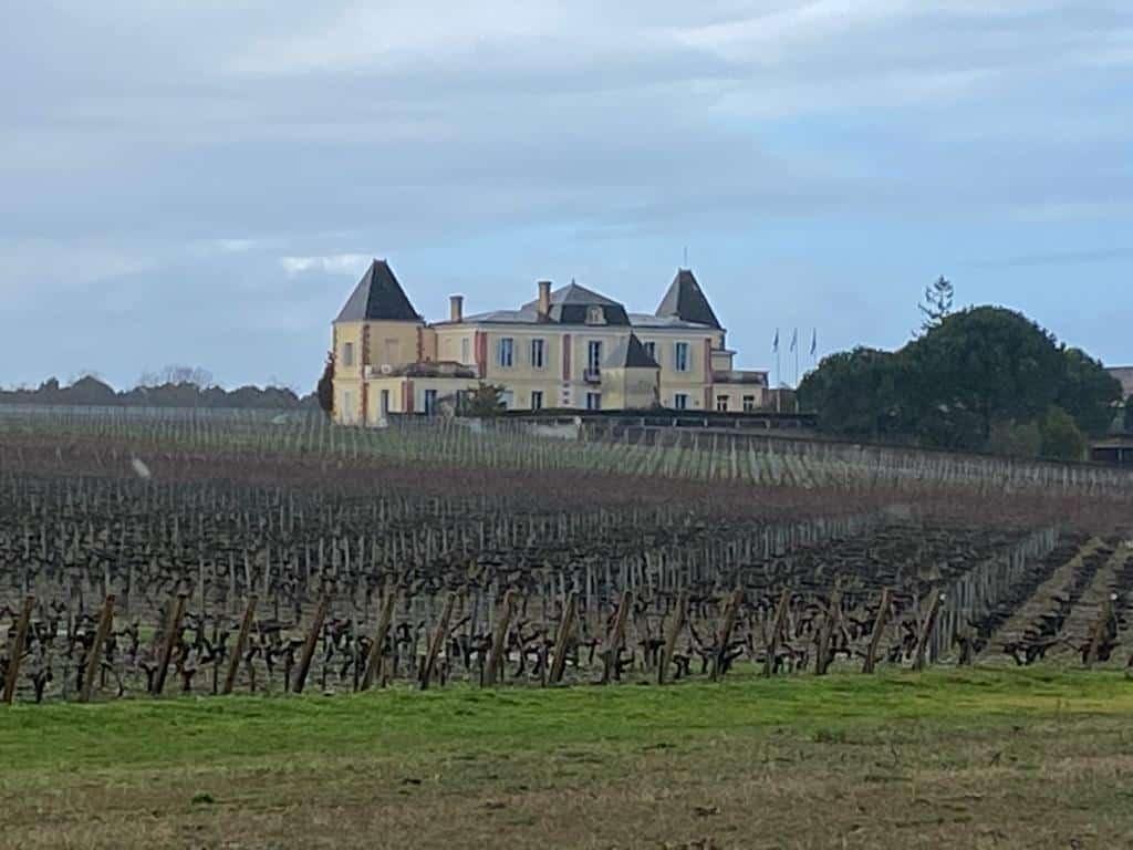 CHATEAU DE FRANCE: UN PESSAC LEOGNAN FAMILIAL QUI FETE SES 50 ANS!