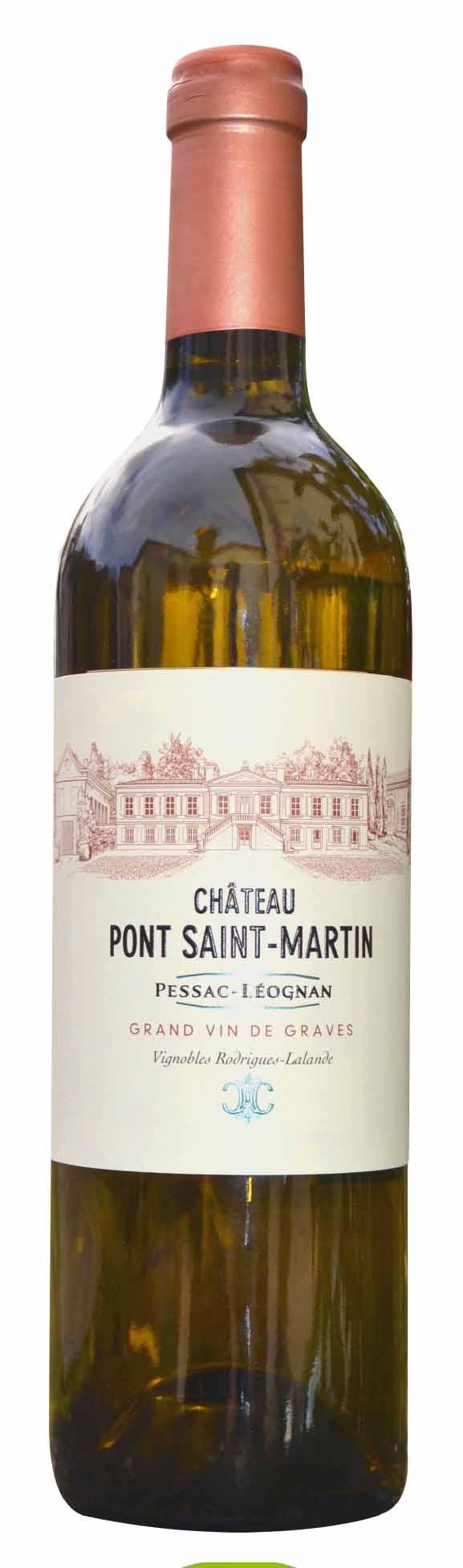vins-pessac-leognan-l-apprenti-sommelier-chateau-pont-saint-martin-visite-bouteille-blanc