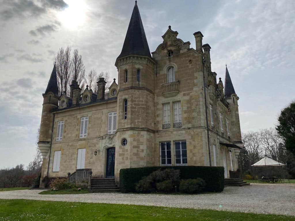 CHATEAU HAUT BERGEY : LE SEUL PESSAC-LEOGNAN CERTIFIE BIODYNAMIE !
